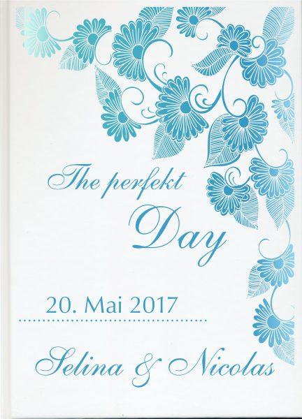 Personalisiertes Gästebuch Für Ihre Hochzeit Motiv 54
