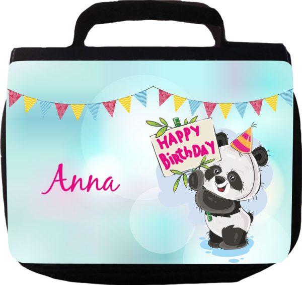 Kulturbeutel Kulturtasche Waschtasche Panda
