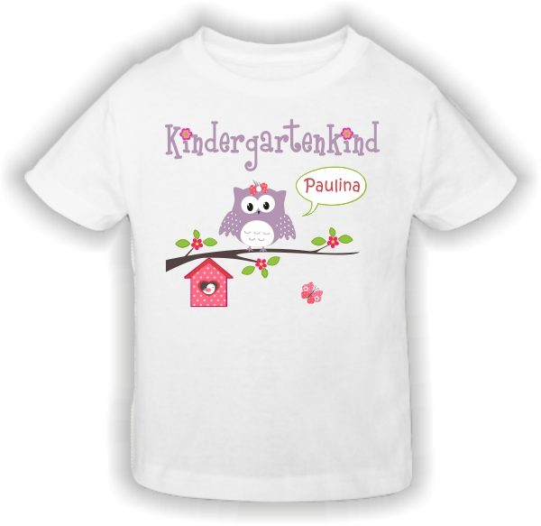 kindergarten tshirt  für stolze kindergartenkinder