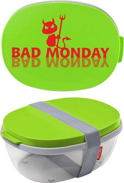 Salatbox Ellipse Lme Bad Monday