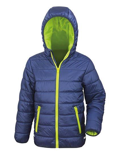 Wasserabweisende Jacke für Kinder