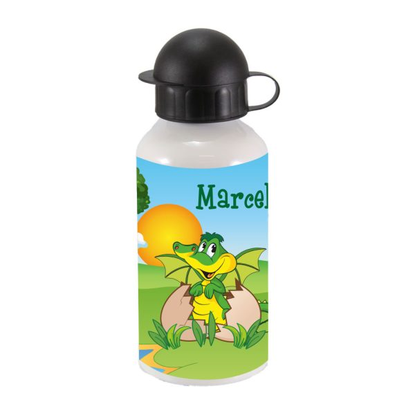 Alu-Trinkflasche - Motivauswahl