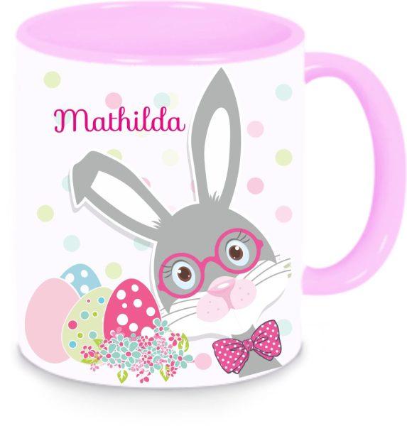 Keramiktasse Tasse Kaffee Tee Becher Ostern
