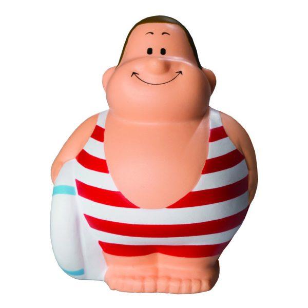 Squeezies® Knautschfigur Herr Bert Schwimmer Bert®