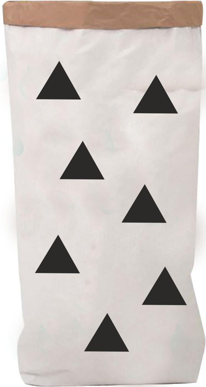 papiersack weiss deko accessoires kinder mein zwergenland. Black Bedroom Furniture Sets. Home Design Ideas