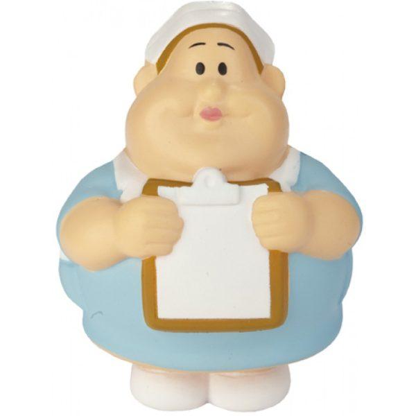 Squeezies® Knautschfigur Herr Bert Schwester Berta