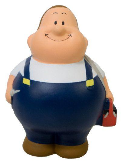 Squeezies® Knautschfigur Herr Bert Elektriker Bert®