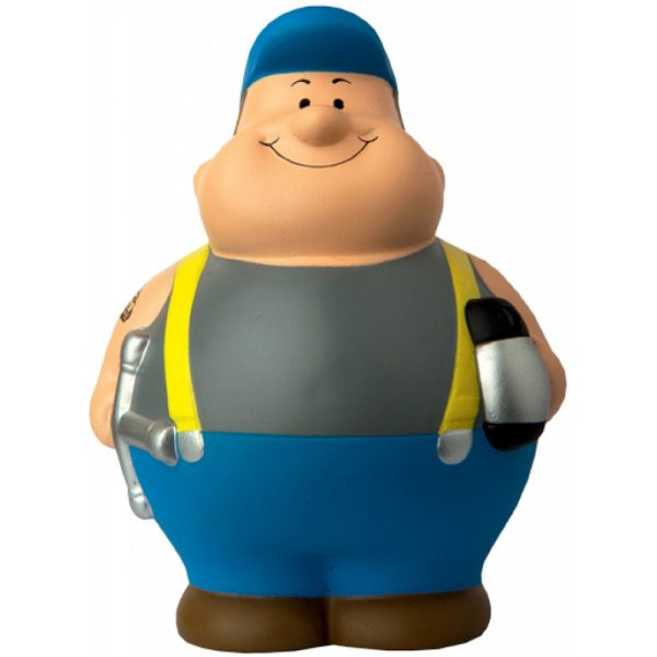 Squeezies® Knautschfigur Herr Bert Trucker Bert®
