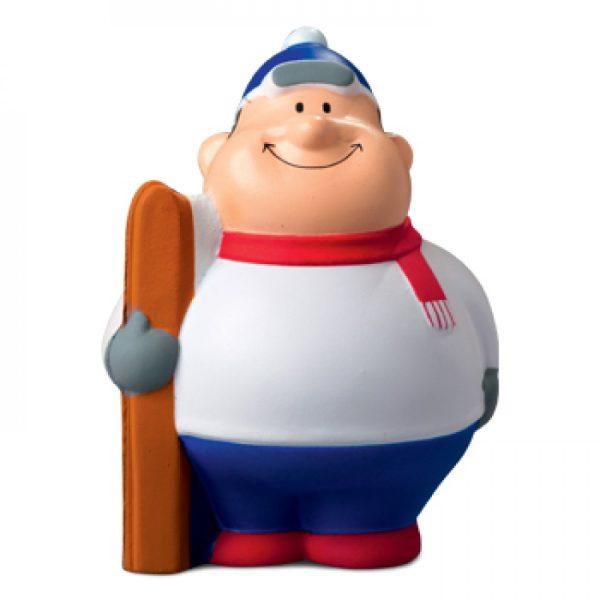 Squeezies® Knautschfigur Herr Bert Ski Bert®