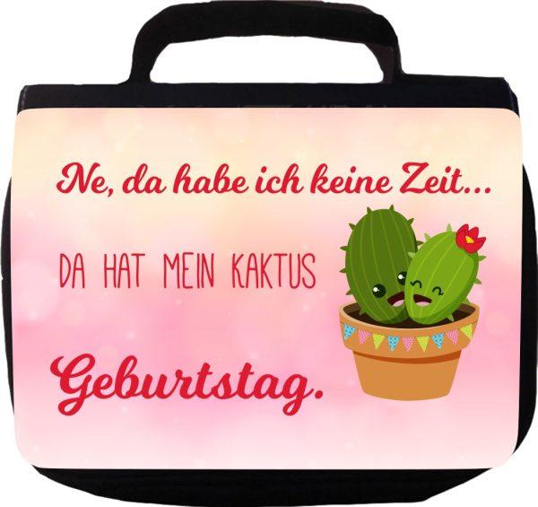 Kulturbeutel Kulturtasche Waschtasche Kaktus
