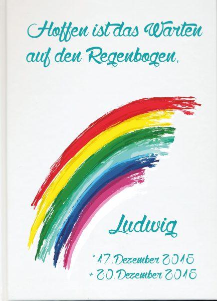 Fotoalbum Sternenkind Regenbogen