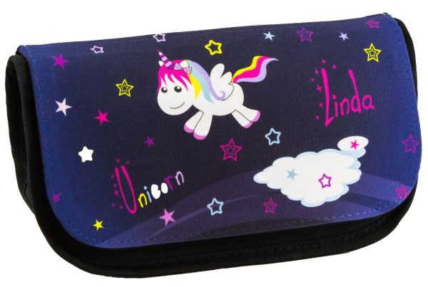 Schminktasche Unicorn Happy