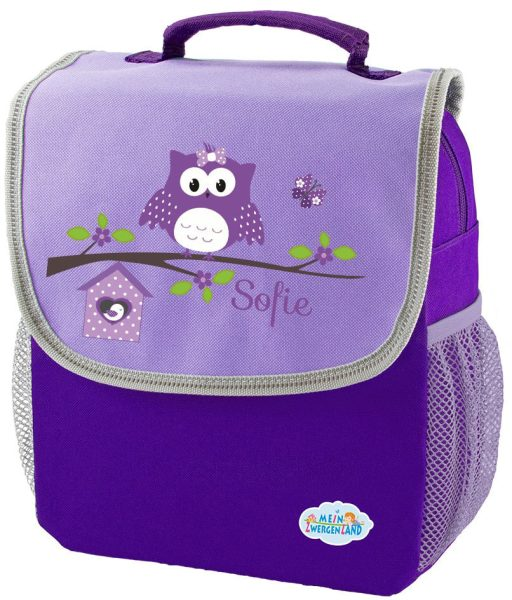 Happy Knirps Rucksack lila Happy Eule 2. Wahl