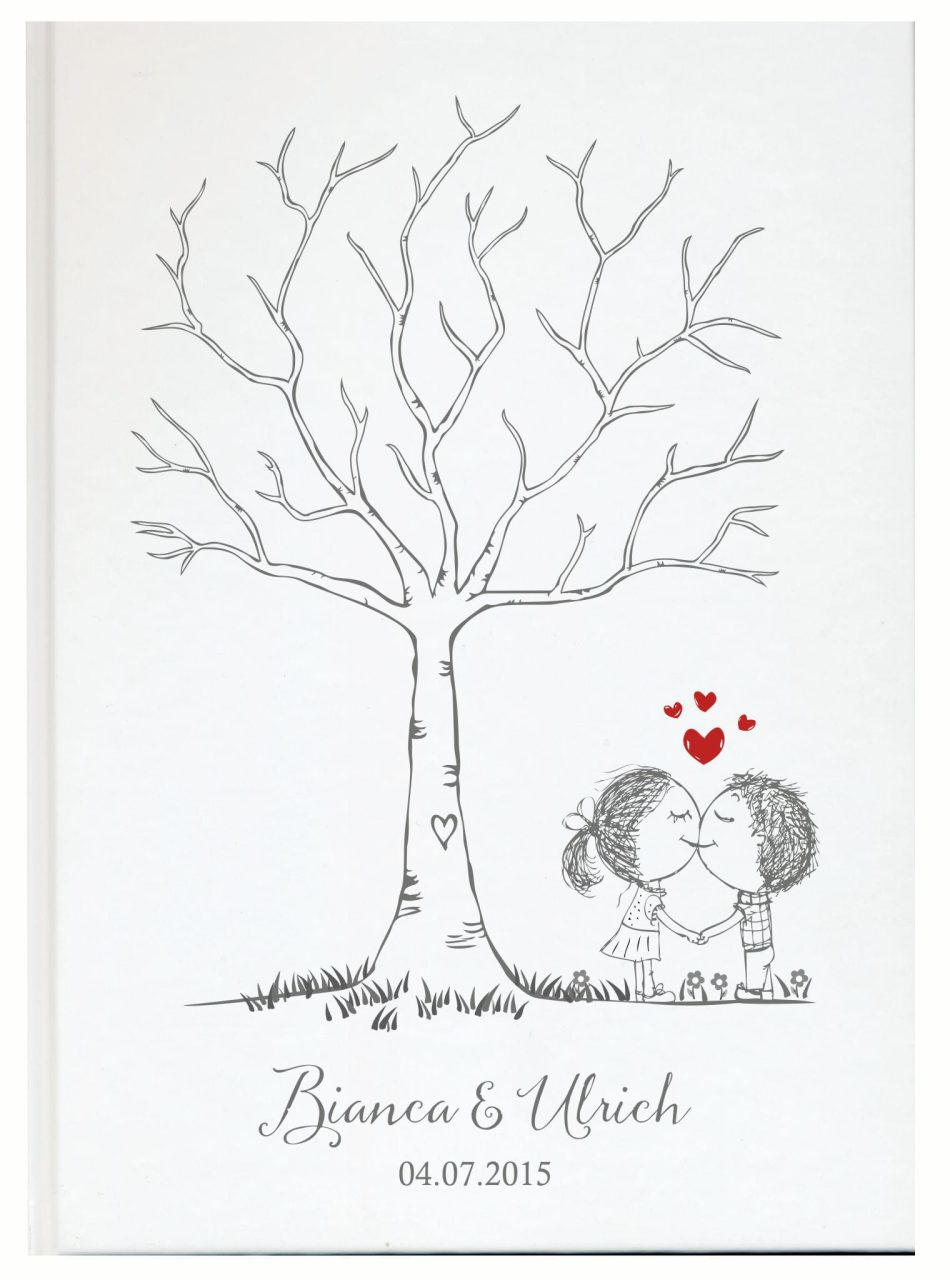 Personalisiertes Gästebuch Für Ihre Hochzeit (Motiv 31) | Gästebücher |  Hochzeit | Geschenke | Mein Zwergenland