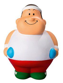 Squeezies® Knautschfigur Herr Bert Body Bert®