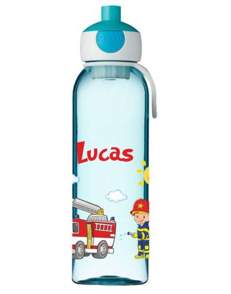 Wasserflasche Mepal Campus Türkis - Motivauswahl