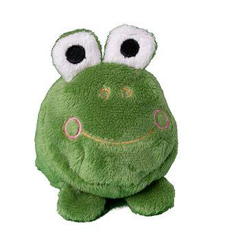Schmoozies Displayreiniger Plüschschwamm Frosch