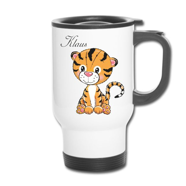 Thermobecher - Tiger Tigerjunge