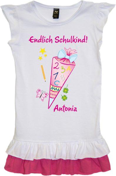 Schulanfangskleidchen