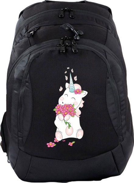 Schulrucksack Teen Compact Einhorn Cutie Flower