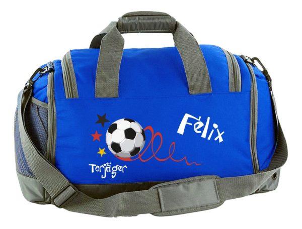 Multi-Sporttasche mit Schuhfach und Feuchtfach - Motivauswahl