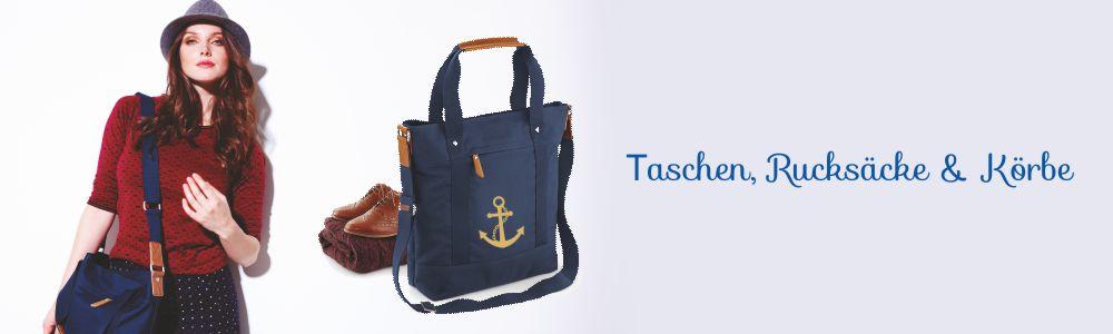 Taschen, Körbe & Rucksäcke