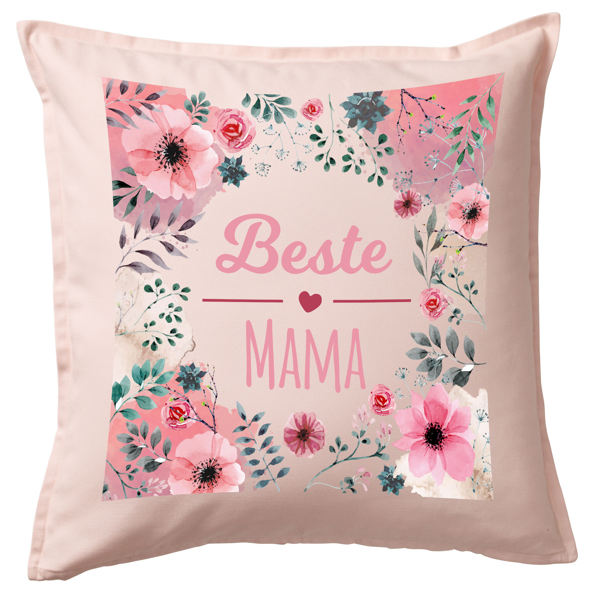 Dekokissen Kissen Beste Mama Kissen Deko Accessoires