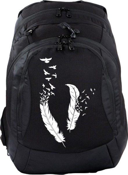 Schulrucksack Teen Compact Rucksack zum selbstgestalten