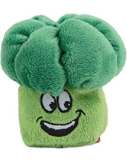Schmoozies Displayreiniger Plüschschwamm Brokkoli