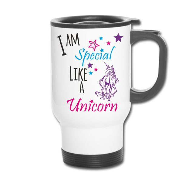 Thermobecher - Einhorn I am special like a Unicorn