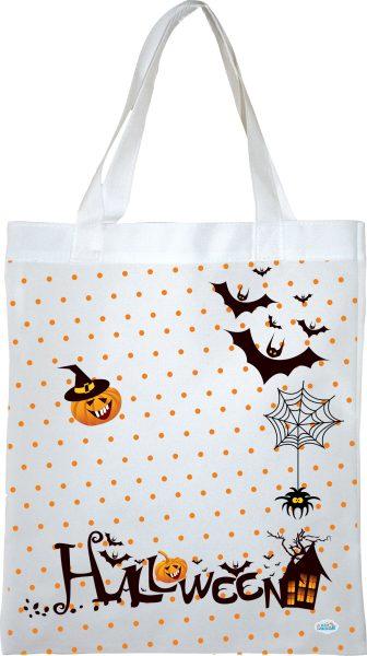 Stofftasche Happy Halloween 2