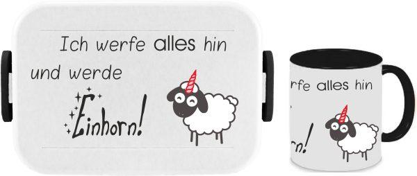 Bento Brotdose Take A Break Large - Tasse - Sheepcorn