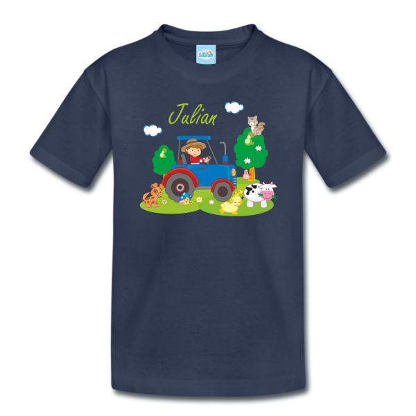 Traktor T-Shirt für Jungen
