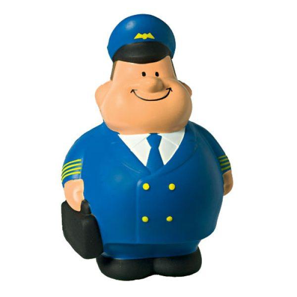 Squeezies® Knautschfigur Herr Bert Käpt'n Blau Bert®