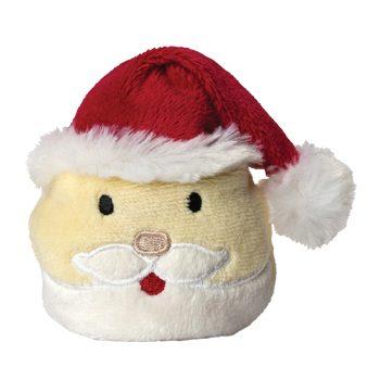 Schmoozies Displayreiniger Plüschschwamm Weihnachtsmann