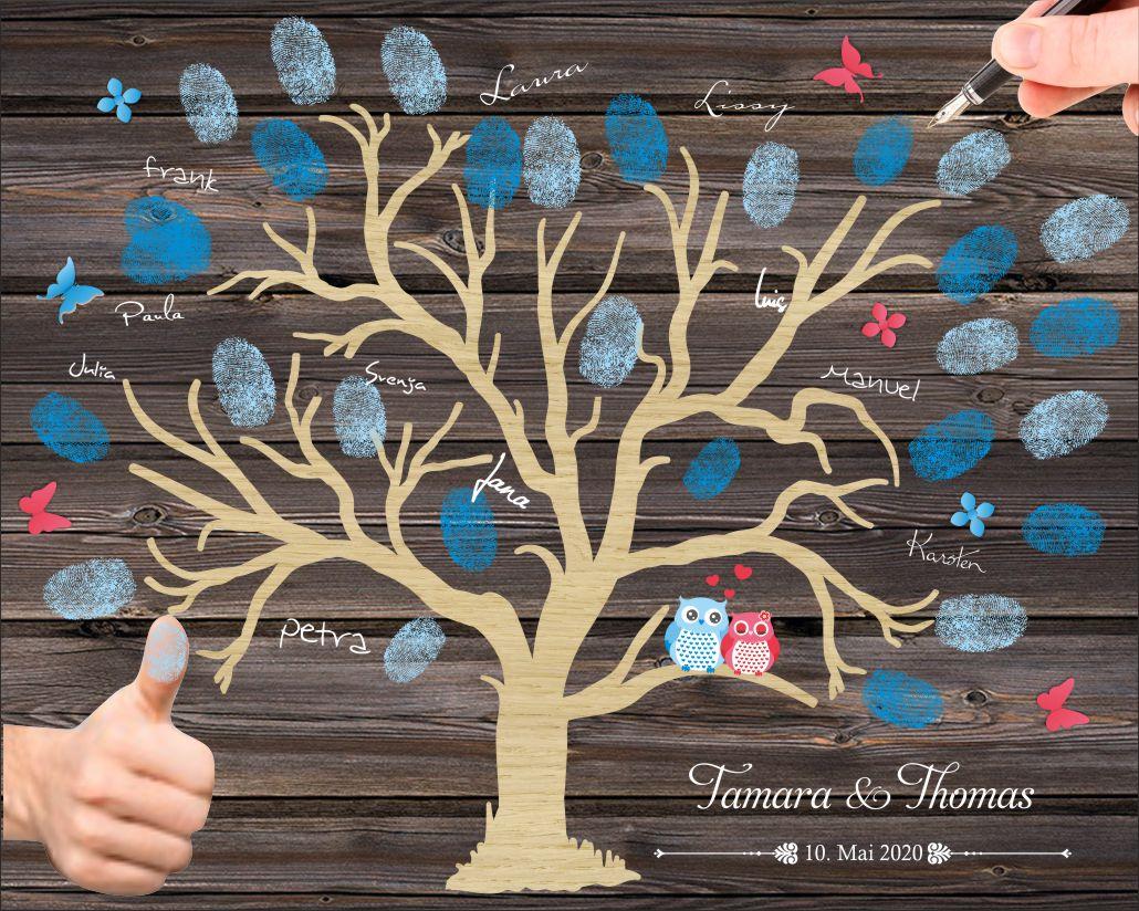 Livingstyle /& Wanddesign Personalisiertes G/ästebuch f/ür Ihre Hochzeit Hochzeitsbuch individuell mit eigenen Namen Fotoalbum Mr Mrs Wedding Motiv 57 apricot, 120 Seiten // 60 Blatt