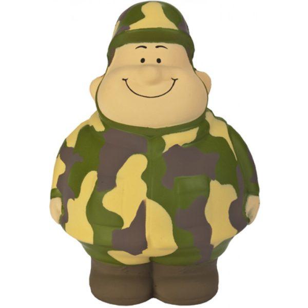 Squeezies® Knautschfigur Herr Bert Gefreiter Bert®
