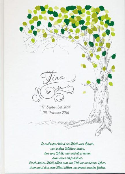 Fotoalbum Sternenkind Baum