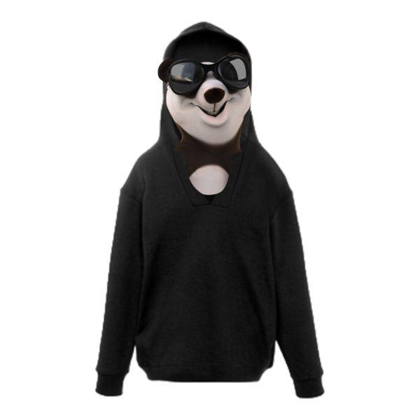 Kapuzenfunshirt - Unique Hoodie