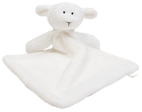 Plüsch Schaf Schnuffeltuch
